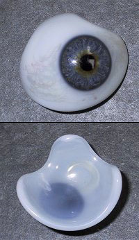 glass eye